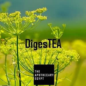 Digestive Herbal Tea | The Apothecary Egypt