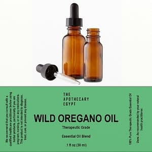 Wild Oregano Oil Egypt