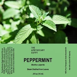 Peppermint Essential Oil Egypt