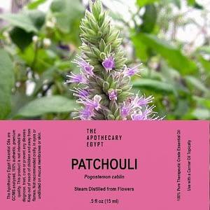 Patchouli Essential Oil Egypt