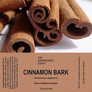 Cinnamon Essential Oil Egypt