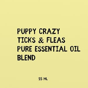 Tick & Flea Essential Oil Blend Egypt