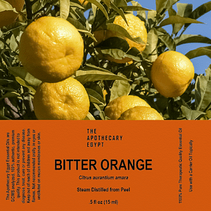 Bitter Orange Essential Oil Egypt