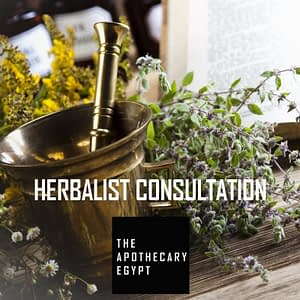 Herbalist Consultation | The Apothecary Egypt
