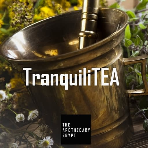 TranquiliTEA | Valerian Herbal Tea Formula Egypt