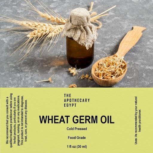 Wheat Germ Oil Egypt