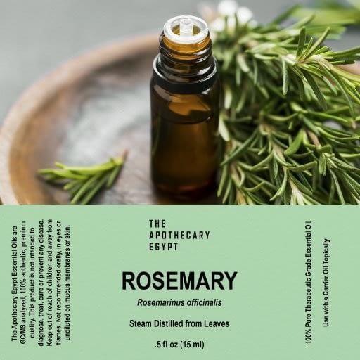 Rosemary Essential Oil Egypt