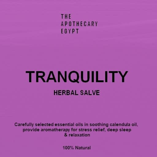 Tranquility Herbal Salve Egypt