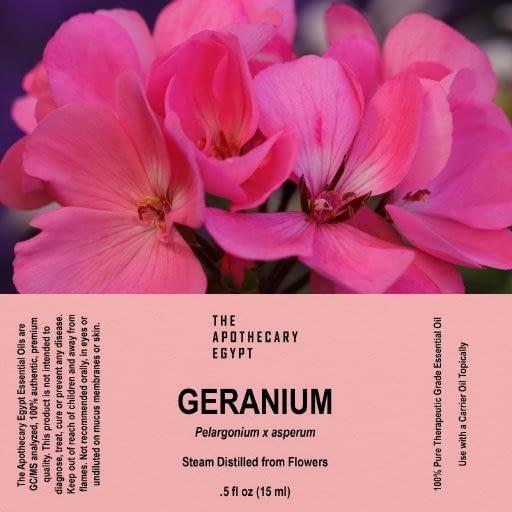 Geranium Essential Oil Egypt
