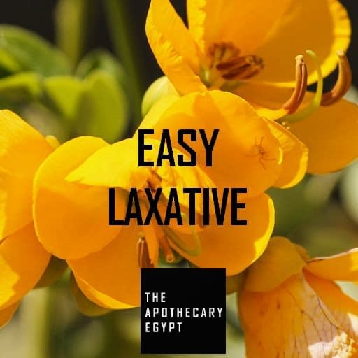 Easy Laxative Herbal Tea | The Apothecary Egypt