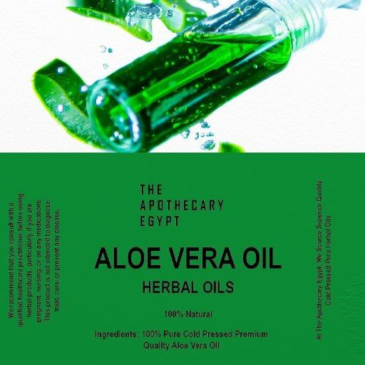 Aloe Vera Oil Egypt