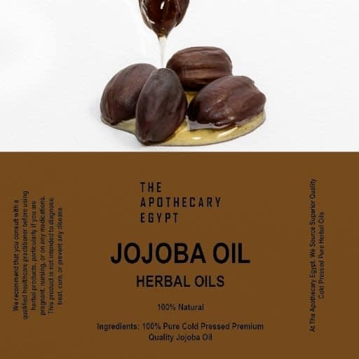 Jojoba Oil | The Apothecary Egypt