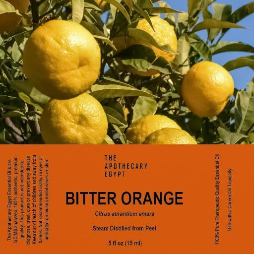 Bitter Orange Essential Oil Egypt