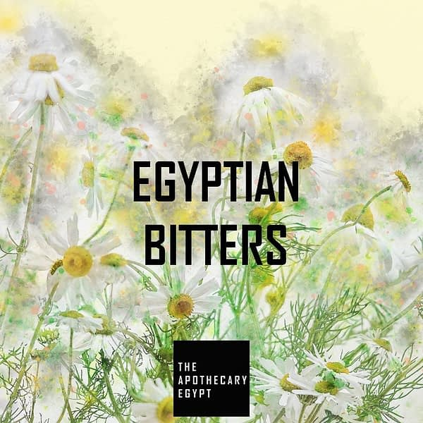 Digestive Bitters Herbal Tea Egypt