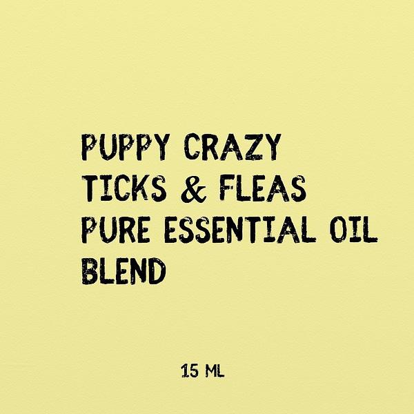 Tick & Flea Essential Oil Blend Egypt