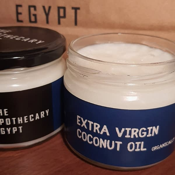 Organic Extra Virgin Coconut Oil Egypt