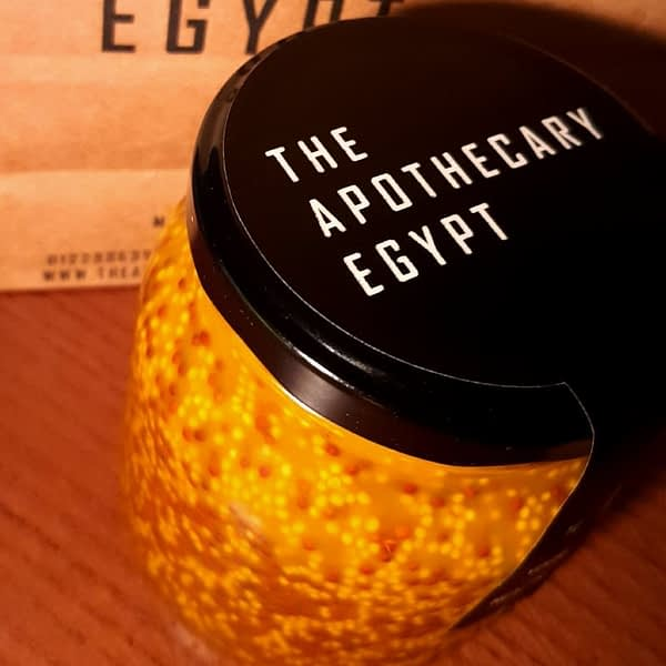 Probiotic Fermented Turmeric Honey Mustard | The Apothecary Egypt