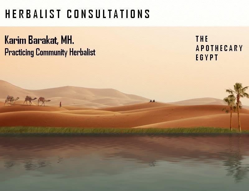 Karim Barakat Practicing Community Herbalist