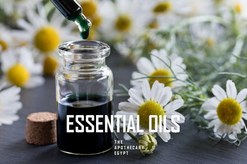 Essential Oils The Apothecary Egypt