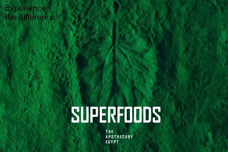 Superfoods Egypt | The Apothecary Egypt