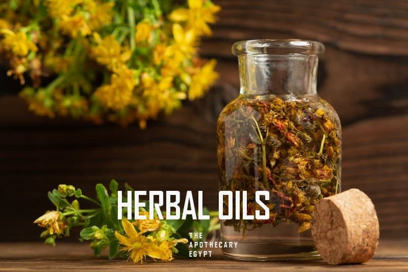 Herbal Oils | The Apothecary Egypt