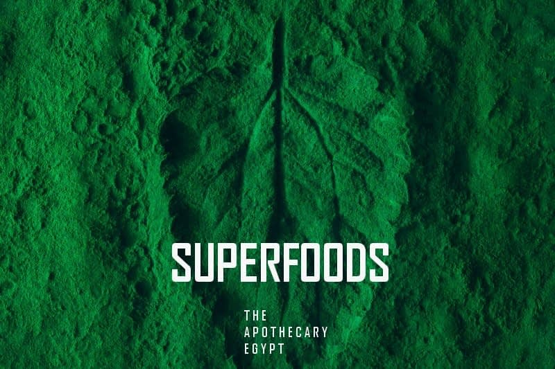 Superfoods | The Apothecary Egypt
